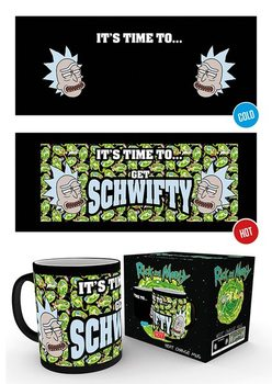 Caneca Rick and Morty - Get Schwifty