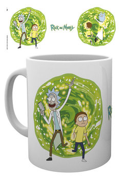 Mug Rick And Morty - Portal