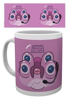 Mug Rick & Morty - Glootie
