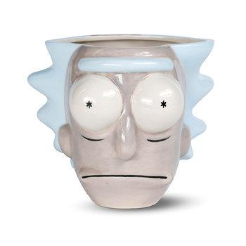 Muki Rick & Morty - Rick Head