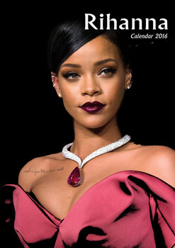 Calendar 2021 Rihanna