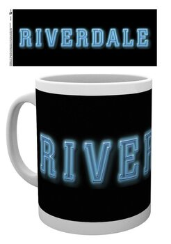 Cup Riverdale - Logo On Black