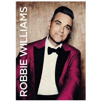 Calendar 2021 Robbie Williams