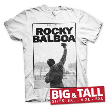 T-paita Rocky Balboa - It Ain't Over