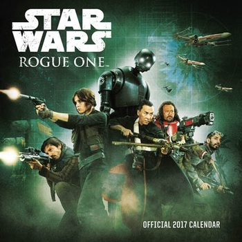 Calendar 2021 Rogue One: A Star Wars Story