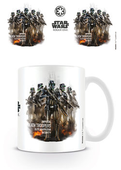 Mug Rogue One: Star Wars Story - Death Trooper Profile