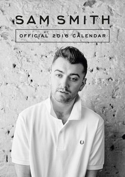 Calendar 2021 Sam Smith