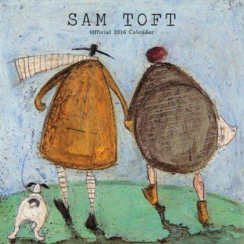 Calendar 2021 Sam Toft
