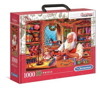Puzzle Santa Works