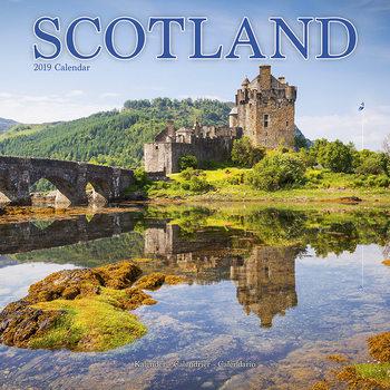 Calendar 2021 Scotland