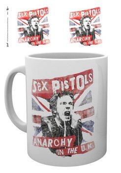 Cup Sex Pistols - Union Jack