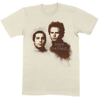 T-paita Simon & Garfunkel - Faces