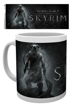 Mug Skyrim - Dragon Bom