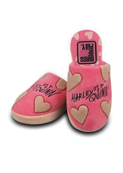 Slippers Birds Of Prey: And the Fantabulous Emancipation Of One Harley Quinn - Cosy Heart