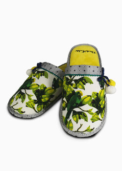 Slippers - Frida Kahlo - Bonito