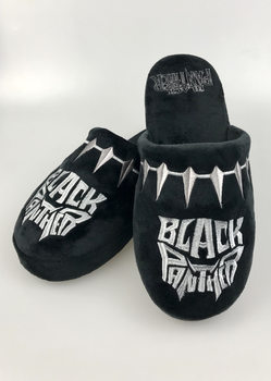 Slippers Marvel - Black Panther