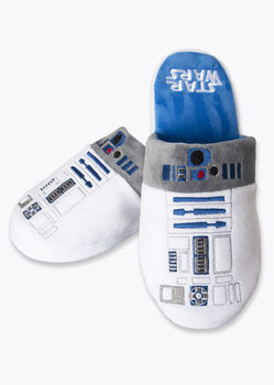 Slippers Star Wars - R2-D2