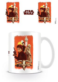 Caneca Solo A Star Wars Story - Friends and Enemies