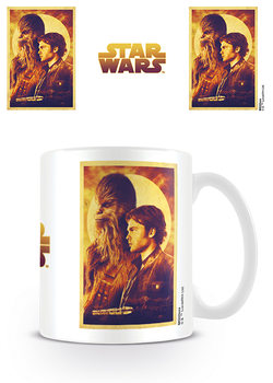 Caneca Solo A Star Wars Story - Han and Chewie