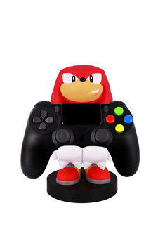 Figura Sonic - Knuckles (Cable Guy)