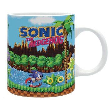 Mug Sonic - Retro