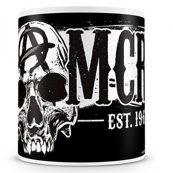 Cup Sons of Anarchy - Samcro 1967 Skull