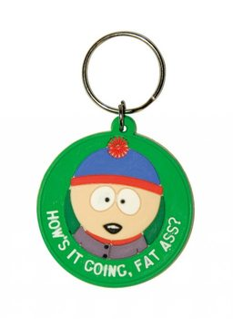 SOUTH PARK - Stan / fat ass Porte-clés