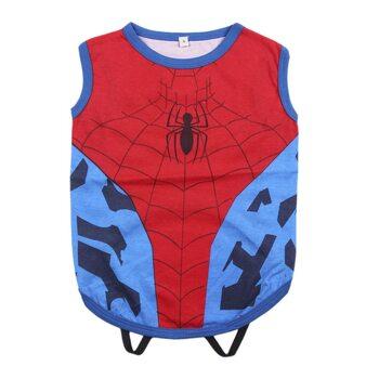 Roupa para cão Spider-Man