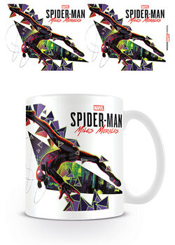 Caneca Spider-Man Miles Morales - Break Through
