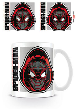 Mug Spider-Man Miles Morales - Hooded