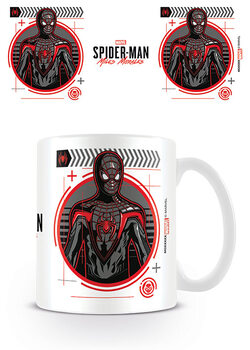Mug Spider-Man Miles Morales - Suit Tech