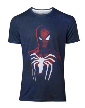 T-paita Spiderman - Acid Wash Spiderman