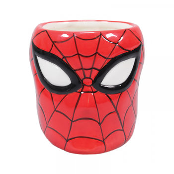 Muki Spiderman - Head