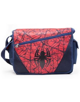 Laukku Spiderman - The Ultimate Spiderman Logo