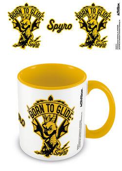 Mug Spyro - Born To Glide