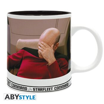 Mug Star Trek - Facepalm