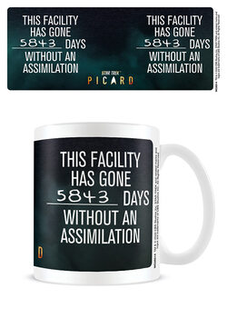 Mug Star Trek: Picard - Assimilation