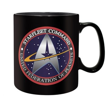Cup Star Trek - Starfleet command