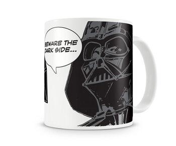 Caneca Star Wars - Darth Vader - Beware of the Dark Side
