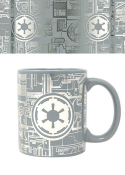 Cup Star Wars - Death Star Surface