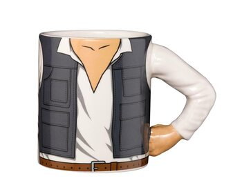 Cup Star Wars - Han Solo