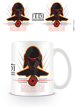 Caneca Star Wars: Jedi Fallen Order - Inquisitor