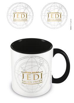 Mug Star Wars: Jedi Fallen Order - Logo