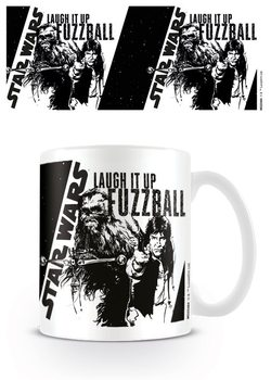 Caneca Star Wars - Laugh it up Fuzzball