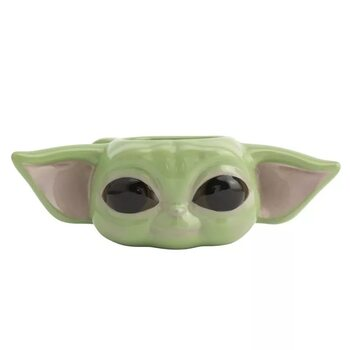 Mug Star Wars: Mandalorian - The Child (Baby Yoda)