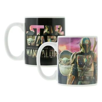 Caneca Star Wars: Mandalorian - The Child (Baby Yoda)