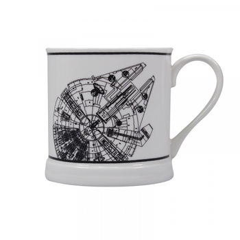 Mug Star Wars - Millenium Falcon