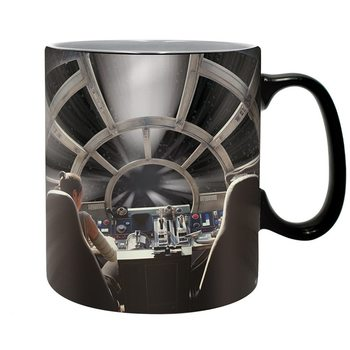 Cup Star Wars - Millennium Falcon