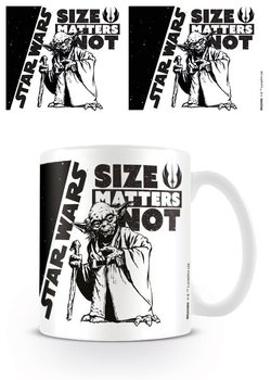 Mug Star Wars - Size Matters Not