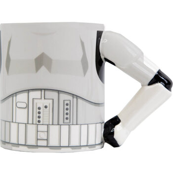 Cup Star Wars - Storm Trooper